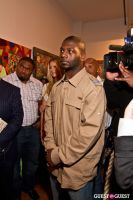 Bermano Art Exhibition Hosted By NY Jet Ladainian Tomlinson #58