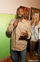 Bermano Art Exhibition Hosted By NY Jet Ladainian Tomlinson #61