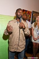 Bermano Art Exhibition Hosted By NY Jet Ladainian Tomlinson #62