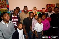 Bermano Art Exhibition Hosted By NY Jet Ladainian Tomlinson #66