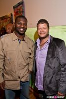 Bermano Art Exhibition Hosted By NY Jet Ladainian Tomlinson #87