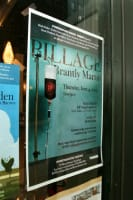 PILLAGE by Brantly Martin Book Launch #21