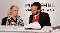 Pia Dehne - Vanishing Act Exhibition Opening #32