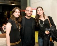 cmarchuska spring/summer 2009 collection trunk show hosted by Kaight and Entertainment Sixty 6 #2
