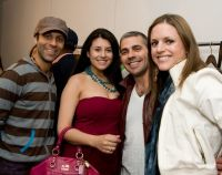 cmarchuska spring/summer 2009 collection trunk show hosted by Kaight and Entertainment Sixty 6 #9