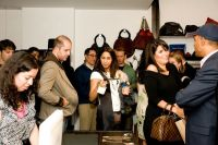 cmarchuska spring/summer 2009 collection trunk show hosted by Kaight and Entertainment Sixty 6 #27