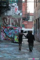 Graffiti Warehouse Fashion Shoot #14