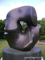 Henry Moore At New York Botanical Gardens #13
