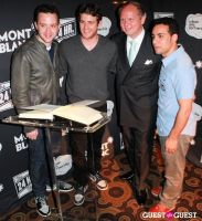 Montblanc Presents 10th Anniversary Production of The 24 Hour Plays on Broadway After Party #37