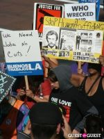 National Day of Action for the 99% L.A March #9