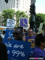 National Day of Action for the 99% L.A March #14