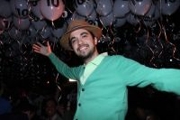 Nightlife impresarios Eugene Remm and Mark Birnbaum celebrated their shared birthdays at their NYC hotspot TENJUNE #6