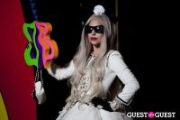 The Opening of Gaga's Workshop for the Holidays at Barneys NY #41