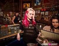 Inked Magazine Sailor Jerry Calendar Release Party #67