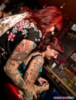 Inked Magazine Sailor Jerry Calendar Release Party #68