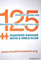 Madison Square Boys & Girls Club 125th Anniversary #3