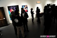 Retrospect exhibition opening at Charles Bank Gallery #3
