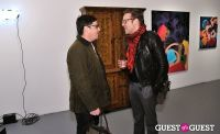 Retrospect exhibition opening at Charles Bank Gallery #8