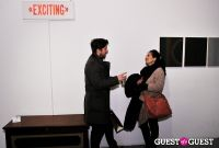 Retrospect exhibition opening at Charles Bank Gallery #67