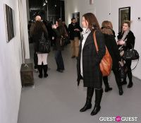 Retrospect exhibition opening at Charles Bank Gallery #76