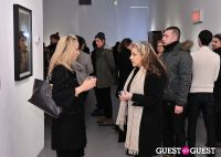 Retrospect exhibition opening at Charles Bank Gallery #121
