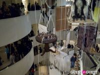 """The Last Word"":  Maurizio Cattelan's Closing Celebration at the Guggenheim #2"