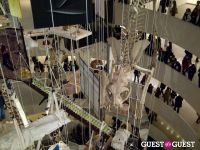"""The Last Word"":  Maurizio Cattelan's Closing Celebration at the Guggenheim #3"