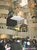 """The Last Word"":  Maurizio Cattelan's Closing Celebration at the Guggenheim #66"