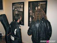BYE BYE CBGB, Bruno Hadjadj Opening Reception at Clic Gallery #56