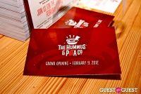 Hummus & Pita Co. Opening #27