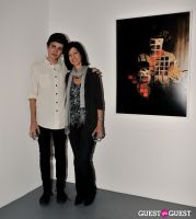 Garrett Pruter - Mixed Signals exhibition opening #42