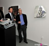 Garrett Pruter - Mixed Signals exhibition opening #71
