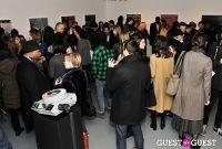 Garrett Pruter - Mixed Signals exhibition opening #72