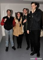 Garrett Pruter - Mixed Signals exhibition opening #98