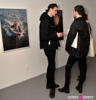 Garrett Pruter - Mixed Signals exhibition opening #104