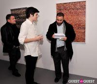 Garrett Pruter - Mixed Signals exhibition opening #127