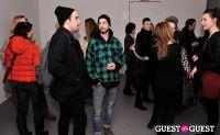 Garrett Pruter - Mixed Signals exhibition opening #134