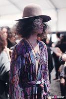 NYFW: Mara Hoffman, Backstage. #9