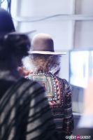 NYFW: Mara Hoffman, Backstage. #13