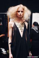 NYFW: Mara Hoffman, Backstage. #39