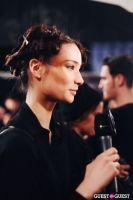 NYFW: Mara Hoffman, Backstage. #48