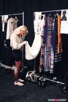 NYFW: Mara Hoffman, Backstage. #53