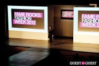 Fame Rocks Fashion Week 2012 Part 1 #28
