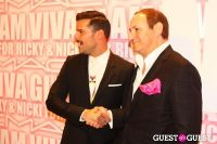 MAC Viva Glam Launch with Nicki Minaj and Ricky Martin #10