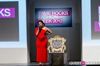 Fame Rocks Fashion Week 2012 Part 11 #9