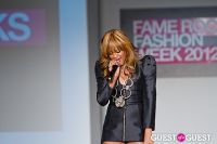 Fame Rocks Fashion Week 2012 Part 11 #243