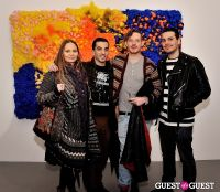 Vanity Disorder exhibition opening at Charles Bank Gallery #62