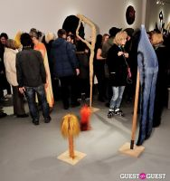 Vanity Disorder exhibition opening at Charles Bank Gallery #107