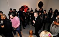 Vanity Disorder exhibition opening at Charles Bank Gallery #202
