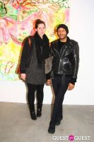 Marlborough Chelsea Presents Bernhardt, Frost, Kitaj, Rivers, Schumann, Williams Opening Night #35